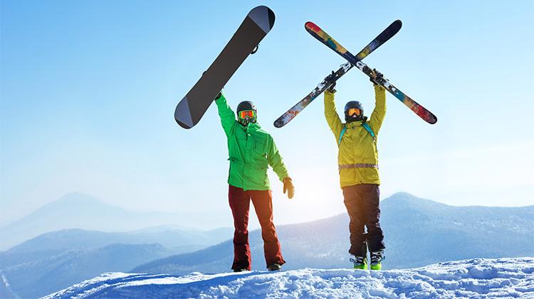 Ski/Snowboard Trip: Val Senales