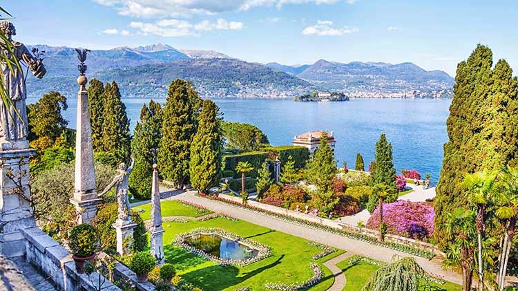 Stresa and the Island Cruise