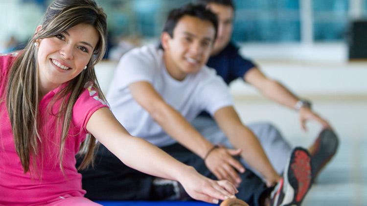 Seeking Certified Group Fitness Instructors