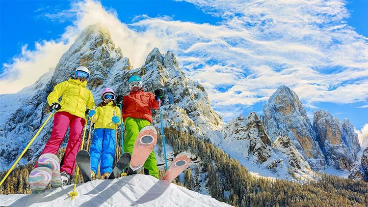 Ski/Snowboard Trip: San Martino