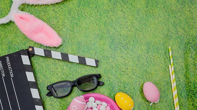 Easter Sunday Family Movie Night