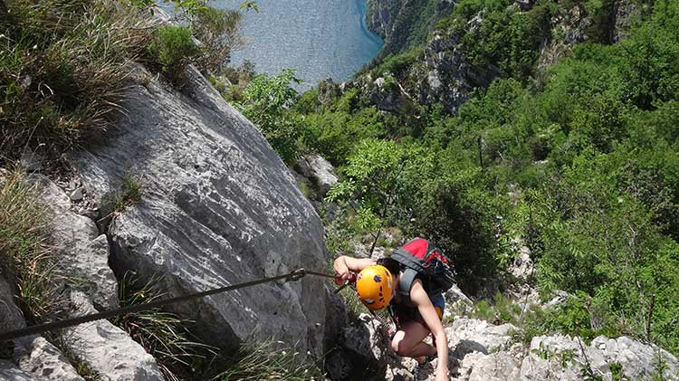 BOSS Via Ferrata Adventure Trip