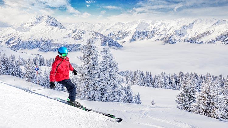 Ski/Snowboard Trip: Kitzbühel, Austria