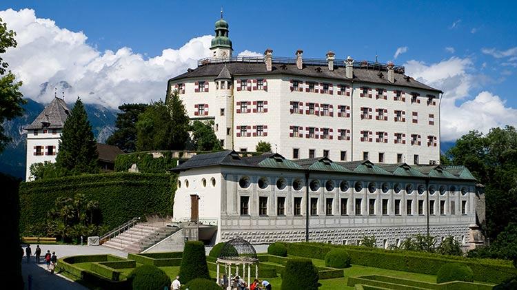 Innsbruck, Austria & Ambras Castle