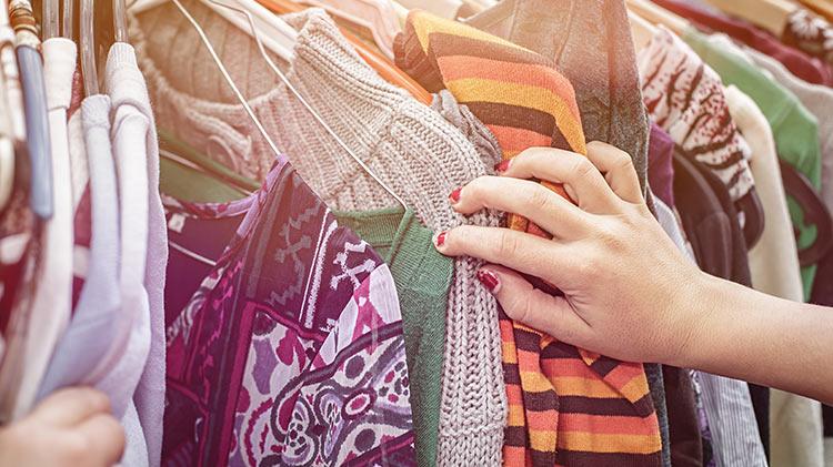 Adult Clothing Swap