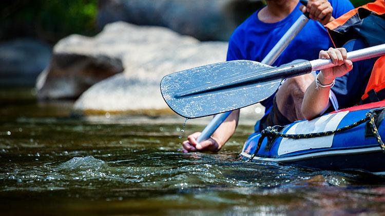 Rafting & Biking on the Sile River