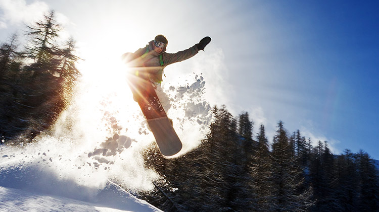 Ski/Snowboard Trip: St. Anton, Austria