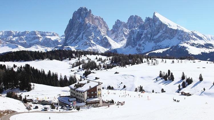 Ski/Snowboard Trip: Castelrotto