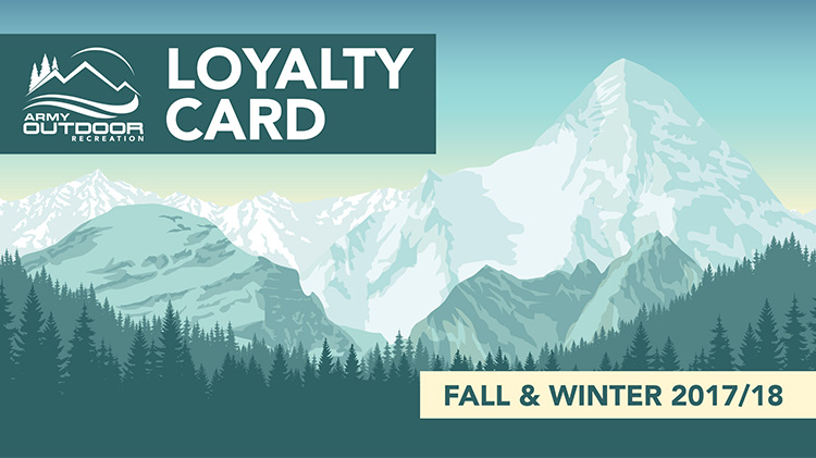 Outdoor Rec Loyalty Card