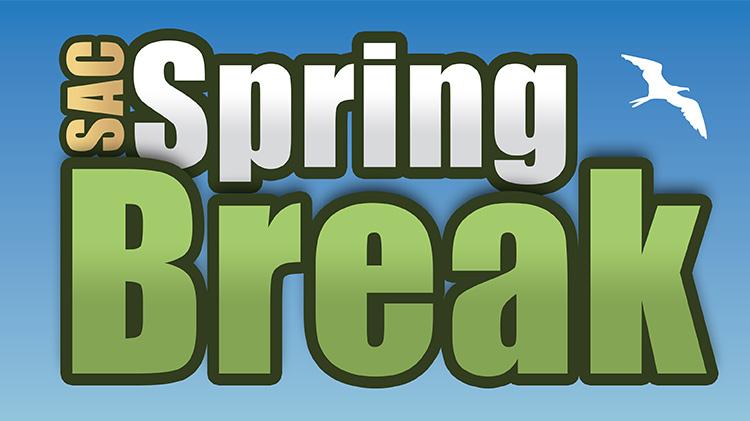 SAC Spring Break Week