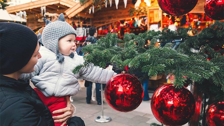 Christmas Market: Salzburg, Austria