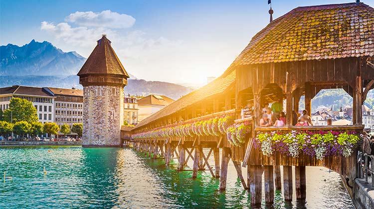 Lucerne, Switzerland Express