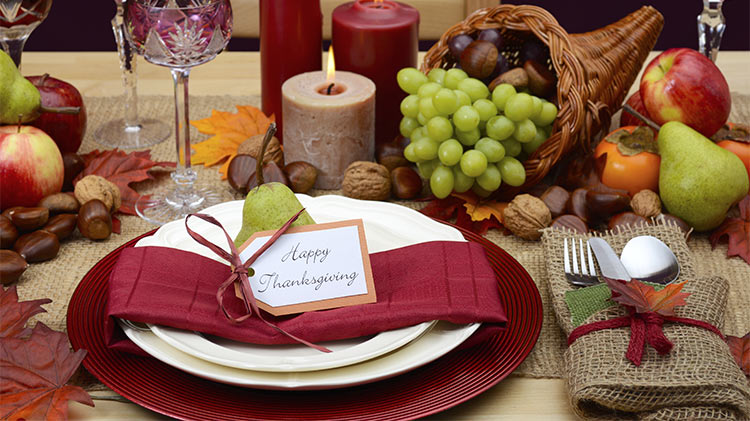 Thanksgiving Day Lunch at Castello Bevilacqua