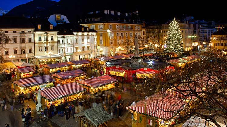 BOSS Bolzano Christmas Market