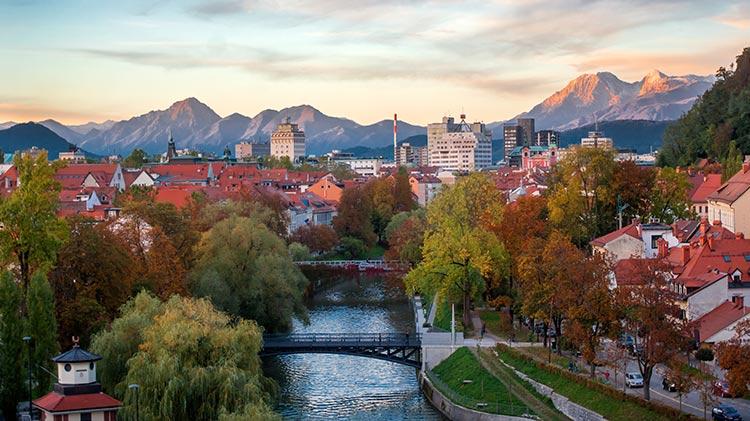 Ljubljana, Slovenia Express