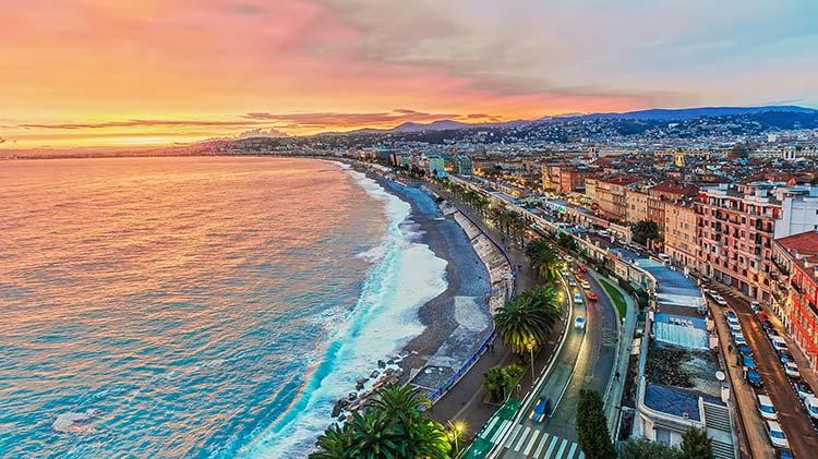 Nice, France Express Trip