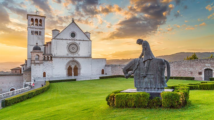 Assisi and the Basilica of St. Francis