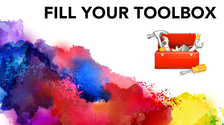Fill Your Toolbox