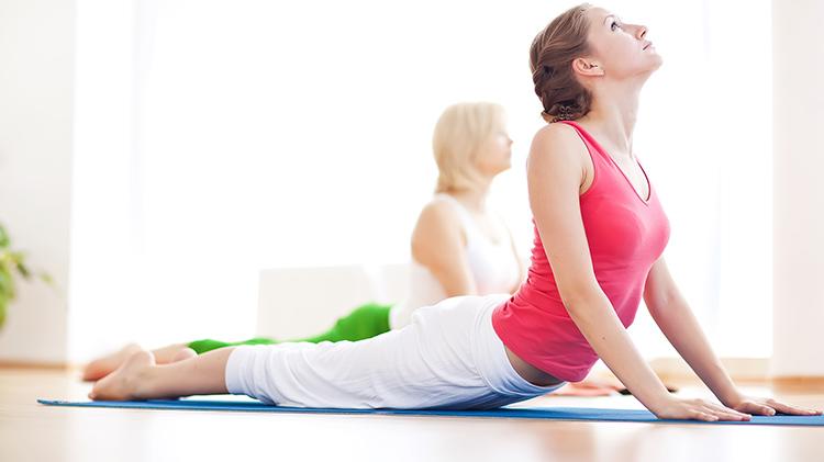 Friday Yoga Flow at Del Din