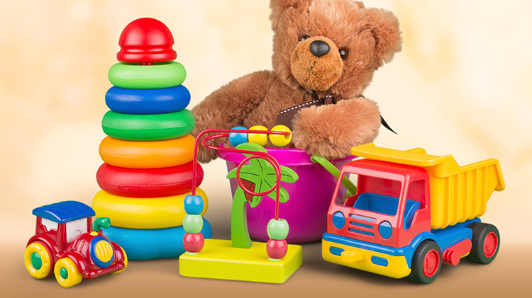 New Parent Support - Toy Swap