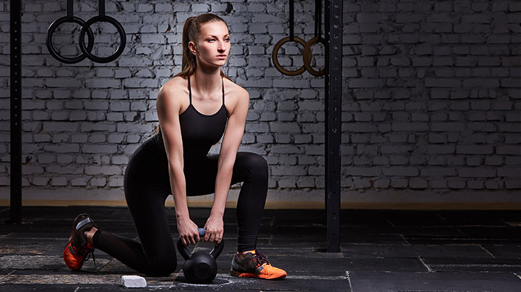 Kettlebell Strength & Conditioning