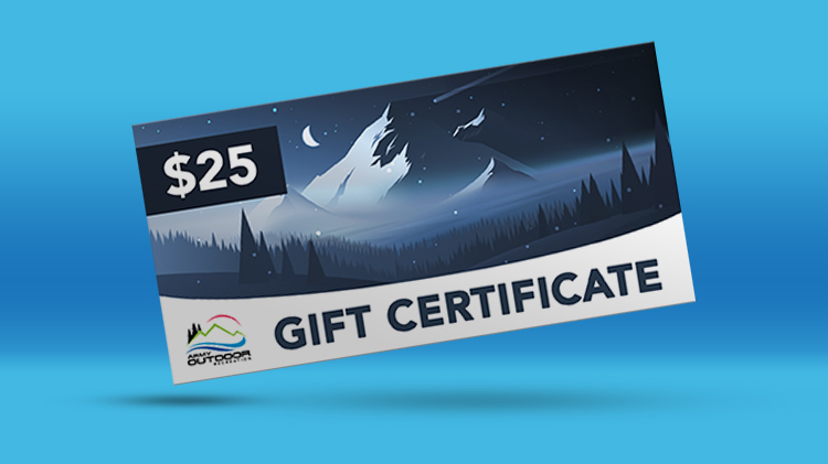 ODR Gift Certificates
