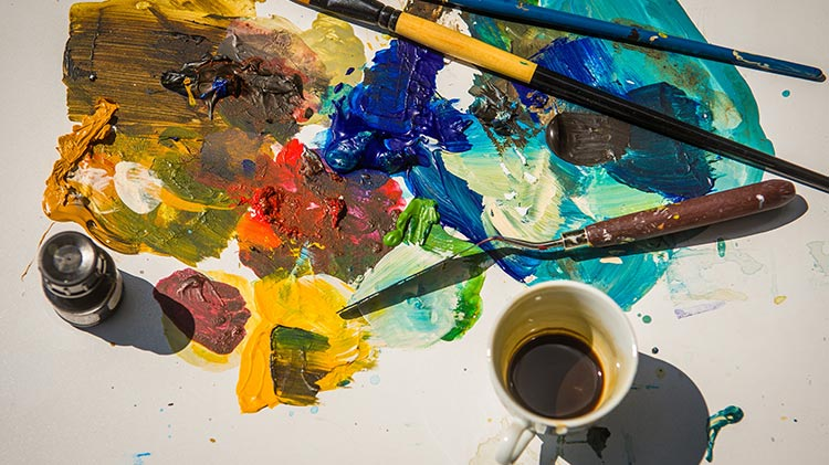 Coffee & Canvas