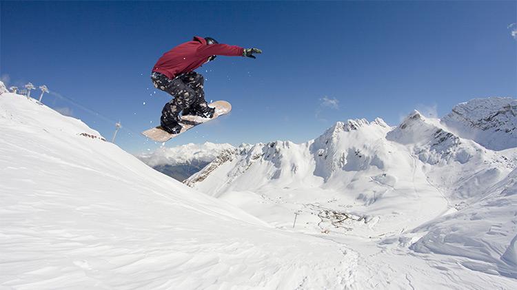 Ski/Snowboard Trip: Stubai