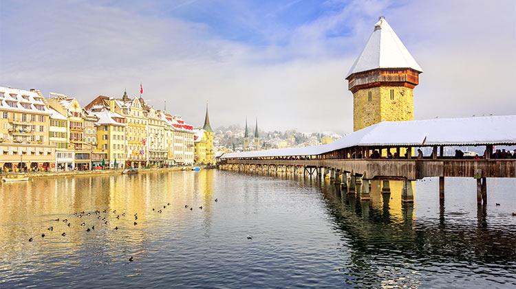 Luzern, Switzerland Express