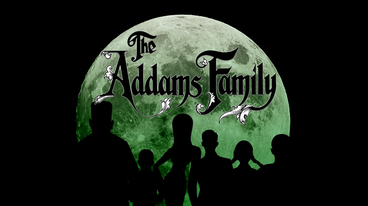 """""""The Addams Family"""" - Soldiers' Theatre Show"""