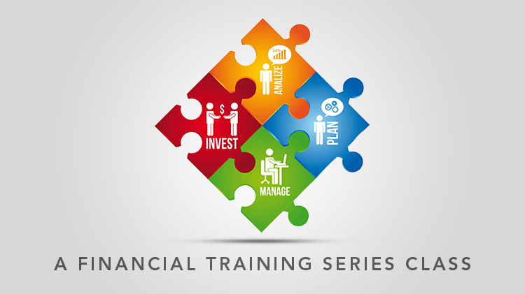 Financial Training Series (Ederle & Del Din)