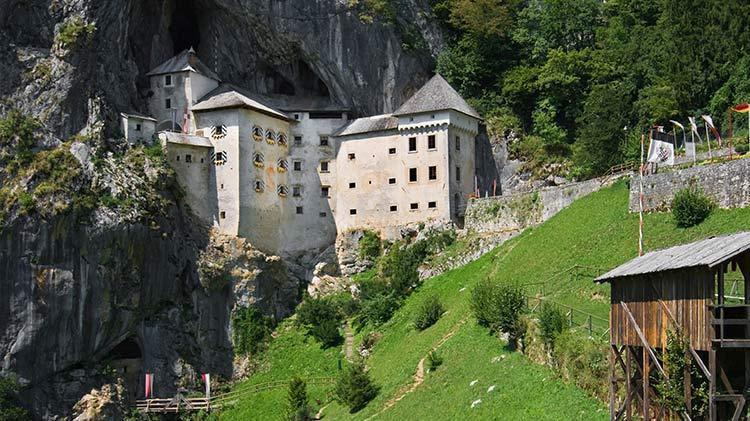 Postojna Caves and Predjama Castle, Slovenia