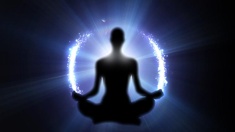 Black Light Yoga