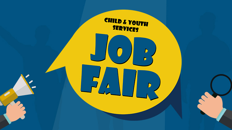 Child & Youth Services Virtual Job Fair