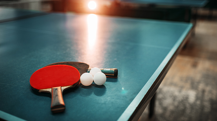 BOSS Midnight Games: Ping Pong