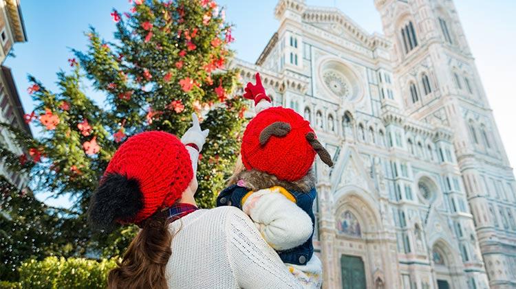 Christmas Market: Florence