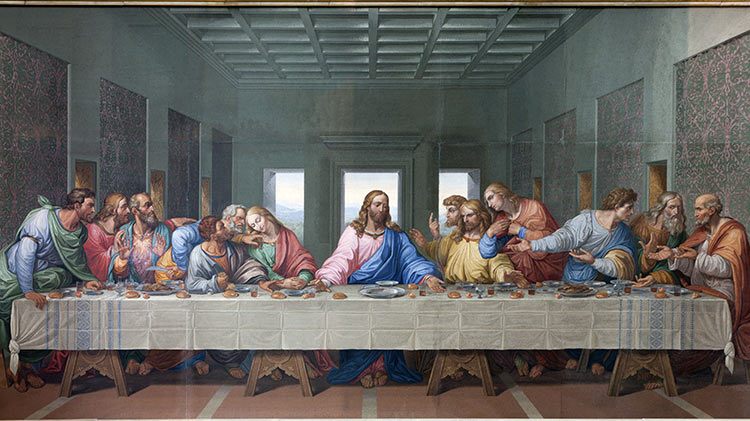 Milan and The Last Supper