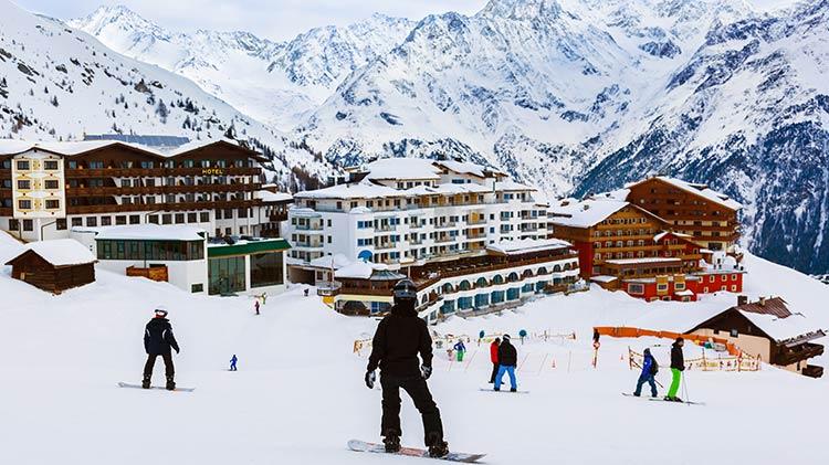 Ski/Snowboard Trip: Solden, Austria