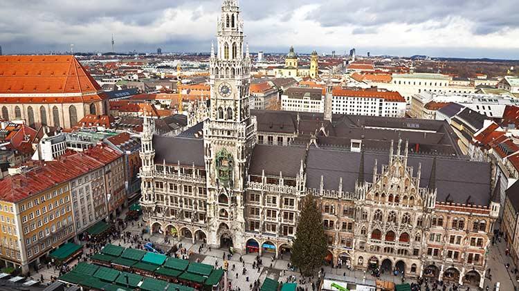 Munich, Germany Express