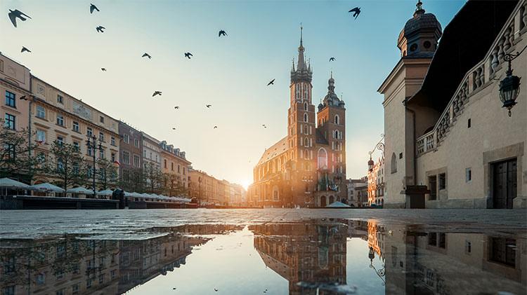 Thanksgiving Trip to Poland