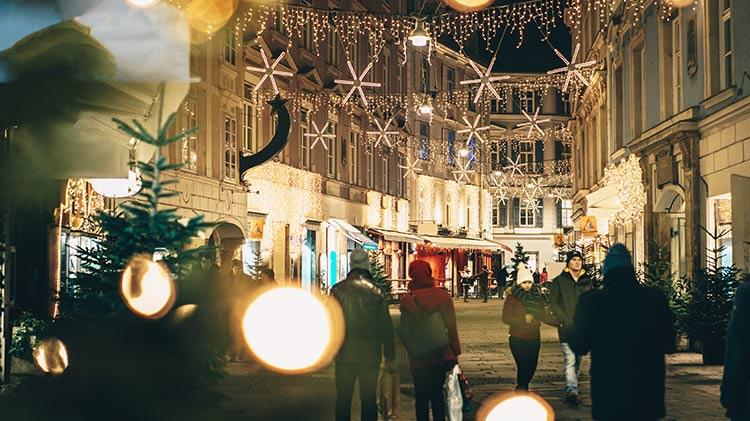 Christmas Market: Graz, Austria