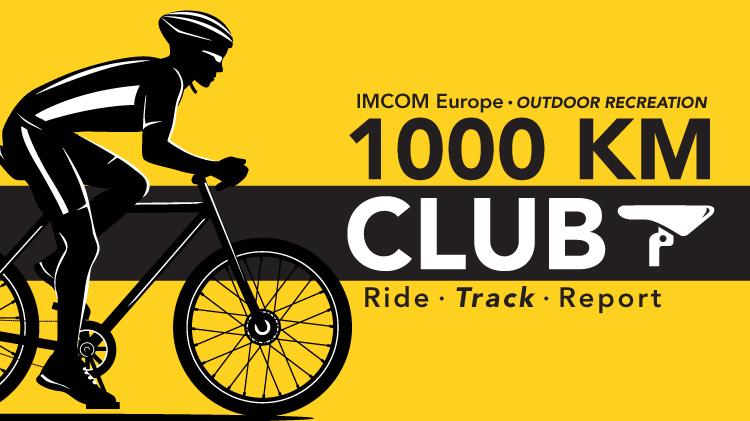 1000KM Bike Challenge