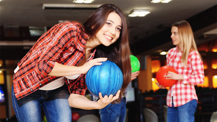 Teen Center Bowling Night