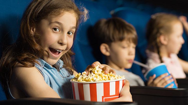 SAC No School Day: Movie Theater Trip