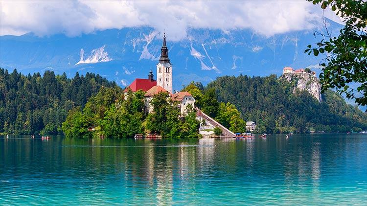 Lake Bled, Slovenia Yoga Weekend