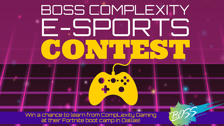 BOSS CompLexity E-Sports