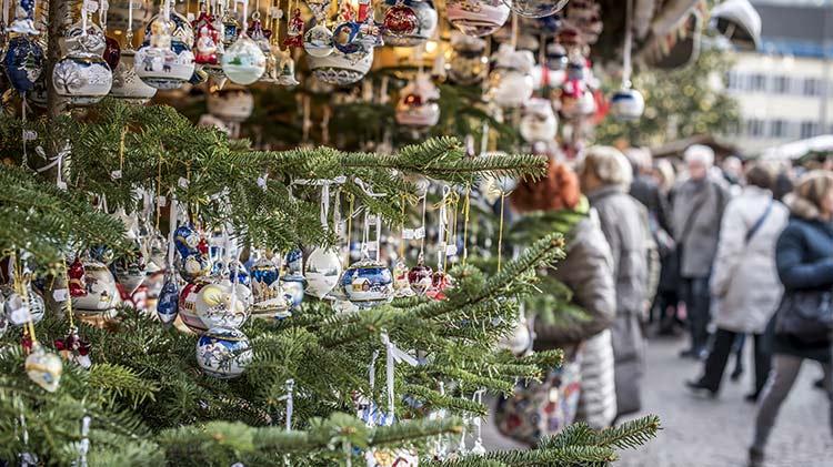 Christmas Market: Merano & Bolzano