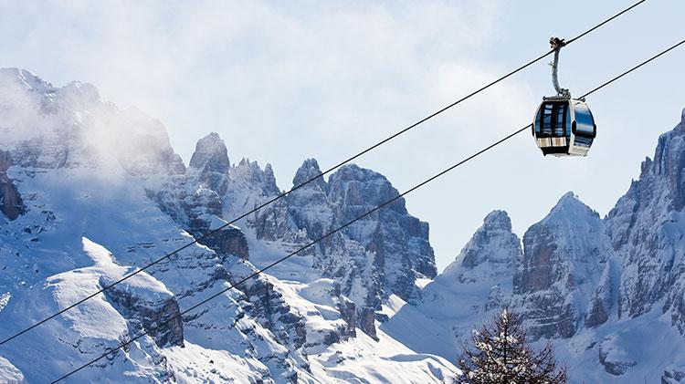 Ski/Snowboard Trip: Madonna di Campiglio