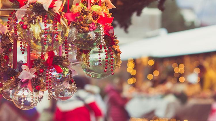 Christmas Market: Trento