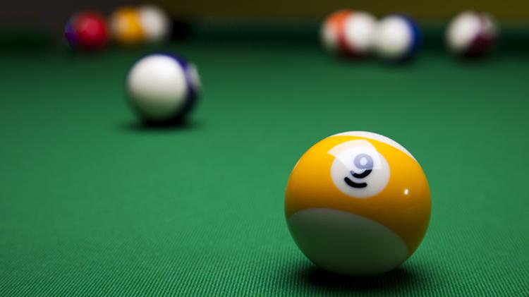Billiards Tournament at the Lion's Den